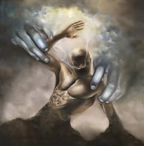 God Created Man! Genesis 1 verse 26 & Genesis 2 verse 7